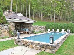 semi inground pool cost. How Much Does A Semi Inground Pool Cost I