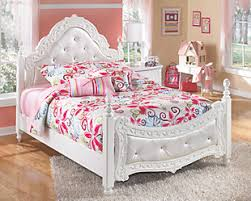 Girl Bedroom Furniture | Make it Hers | Ashley Furniture HomeStore