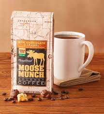decaf milk chocolate caramel moose munch coffee