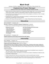 Assistant Project Manager Resume Job Description Downloadable Entry Level Project Manager Resume Examples