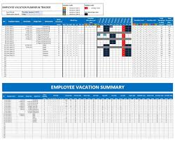 Vacation Calendar Templates Employee Attendance Calendar Excel Template Google Search