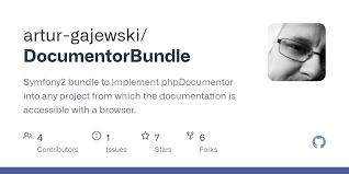GitHub - artur-gajewski/DocumentorBundle: Symfony2 bundle to ...