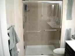 corner shower stall kits. Small Shower Stall Kits Inserts Stalls Home Interior Design Corner