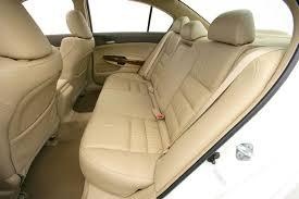 2008 honda accord ex l v6 rear seats picture