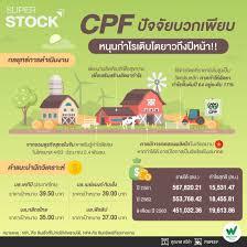 CPF ปัจจัยบวกเพียบ หนุนกำไรเติบโตยาวถึงปีหน้า!!