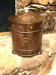 fireplace bucket fireplace ash bucket copper fireplace bucket copper fireplace ash bucket ideas copper fireplace ash