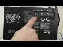how to reset garage doorGenie Garage Door Opener Remote Reset Procedure