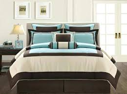 phenomenal paint color combinations turquoise brown bedroom ideas best