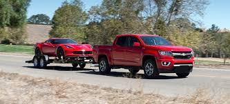 2019 Ram 1500 Towing Capacity Chart Towing Capacity For The 2018 Gmc Canyon And Chevy Colorado