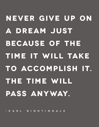 A Dream Quote Best Of Success Motivation Work Quotes Never Give Up On A Dream Work