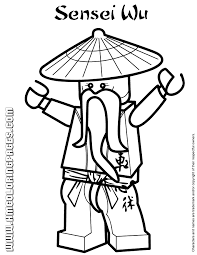 Small Picture Lego Ninjago Coloring Printables Keanuvillecom