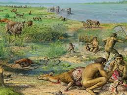 Resultado de imagen de Los primeros hominidos