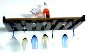 pottery barn wine shelf rack full image for wall glass mount and bottles l34 rack