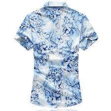 2019 Wholesale <b>LONMMY</b> PLUS SIZE <b>M 7XL</b> Floral <b>Mens</b> Silk Shirt ...