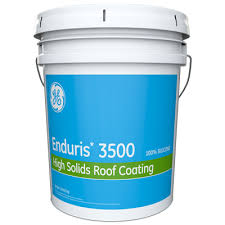 Ge Silicone Color Chart Enduris 3500 Coating Roof Coat Systems Ge Silicones