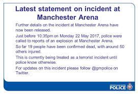 Image result for bomb concert manchester 2017