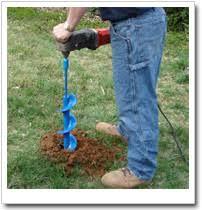garden auger drill bit. Post Hole Augers Garden Auger Drill Bit U