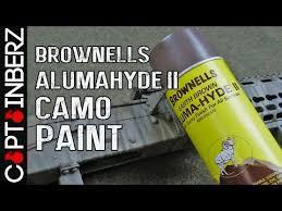 Aluma Hyde Ii Color Chart Aluma Hyde Ii Enamel Camo Spray Paint Rifle Pistol Guns By