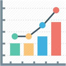 Graphing Progress Charts Market And Economics 2 By Creative Stall