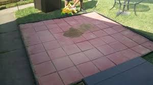 patio pavers lowes. Concrete Patio Pavers Walmart Lowes 24×24 Paver Stones