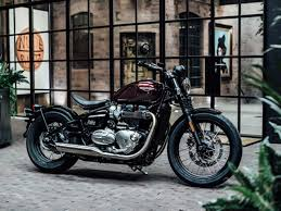 triumph bonneville bobber price and inspiration kits announced mcn