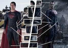 Evolution Des Coupes De Cheveux Superman