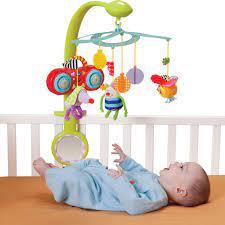 Top đồ chơi phát triển trí tuệ cho trẻ sơ sinh cha mẹ nên biết