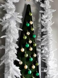 Christmas Decorations For The Wall Alternative Christmas Tree Ideas Hgtvs Decorating Design Blog