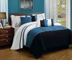 impeccable owl twin size bedding sets target comforter enticing navy blue turquoise set queen kohls king