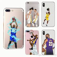 diy paint silicone phone case curry kobe lebron basketball designer phone case for iphone x xr