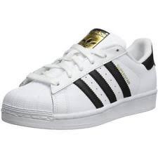 adidas shoes for girls superstar black. adidas originals superstar youth white/black leather trainers shoes for girls black l