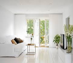 Simple Apartment Living Room Apartment Simple Natural White Apartment Living Room Interior