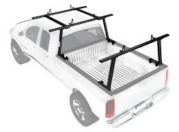 Aluminum Pickup Truck Bed Rack Adjustable Utility Ladder Racks w ...