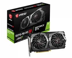 <b>GeForce GTX</b> 1650 GAMING X 4G