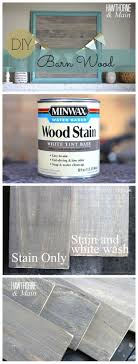 Rustoleum Driftwood Stain Beautiful Weathered Finish Using Minwax Special Walnut Over A