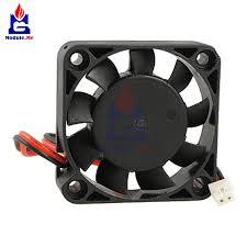 Cooler Axial Fan 12V <b>DC</b> 40x40x10mm For reprap <b>3D printer</b> ...