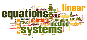 solve system of linear equations using substitution