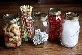 Christmas Decorated Mason Jars A Simple Kind of Life DIY Christmas Decor Decorating with Mason Jars 28