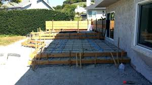 raised patio against house raised patio construction raise stamp concrete patio raised patio construction raised stone
