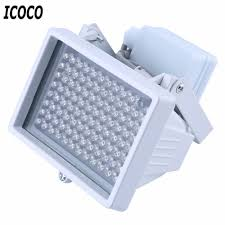 Led Night Vision Light Us 11 5 30 Off Icoco Dc 12v 96 Led Night Vision Light Ir Infrared Light Universal Lamp For Cctv Camera Home Yard Garden Security Lamp In Novelty