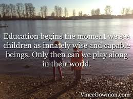 Learning Quotes New Inspiring Quotes On Child Learning And Development Vince Gowmon