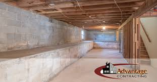 finished basement advantage contracting