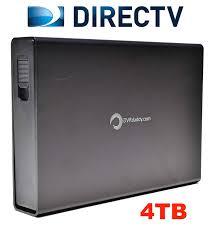 Directv Genie 2 Status Light Blue 4tb Dvrdaddy External Dvr Hard Drive Expander For Amazon In