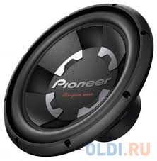 "Сабвуфер <b>Pioneer TS</b>-300S4 динамик 12"" 400Вт-1400Вт 4Ом ..."