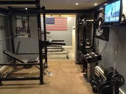small garage gym ideas garage gym ideas53