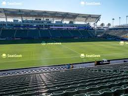 Stubhub Football Seating Chart Stubhub Center Seating Chart Seatgeek