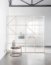 Transparante roomdivider eindresultaat. Glass Room DividerDiy ...