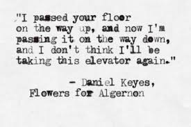 Flowers For Algernon Quotes Interesting Book Flowersforalgernon KireiKana Beauty Blog Pinterest