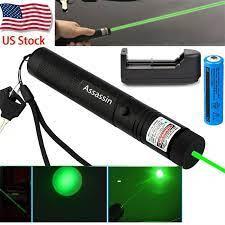 Satın Al Astronomi Öğretim Odak Güçlü Yeşil Lazer Kalem Pointer 1mw 532nm  Görünür Işın Kedi Oyuncak Askeri Yeşil Lazer + 18.650 Pil + Şarj Yanan,  TL73.74
