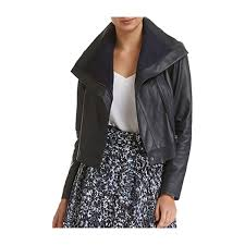 more s from myer myer saba layla leather jacket